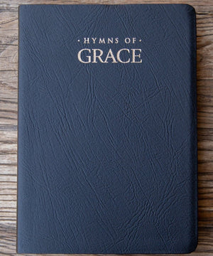 Leather Edition (cowhide) - Hymns of Grace