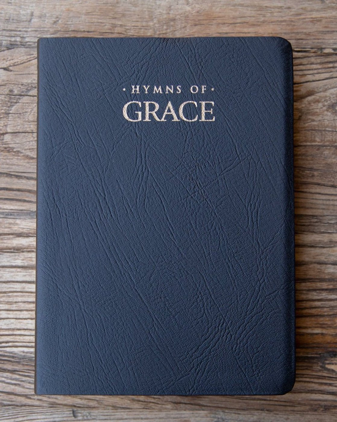 Leather Edition - Hymns of Grace