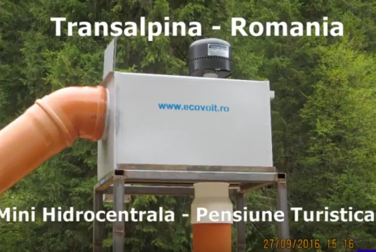 LH installation in Romania