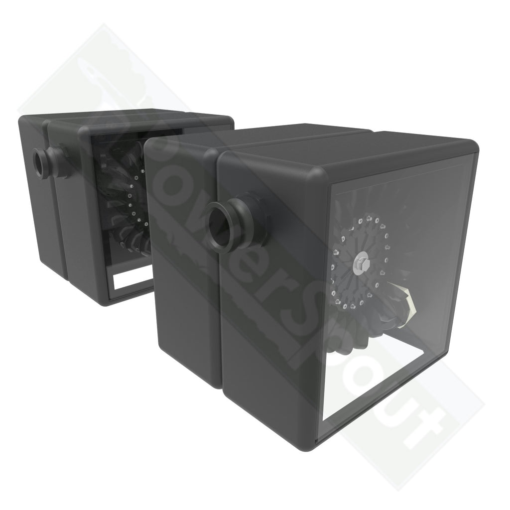 PowerSpout PLT Cube Twin Pack