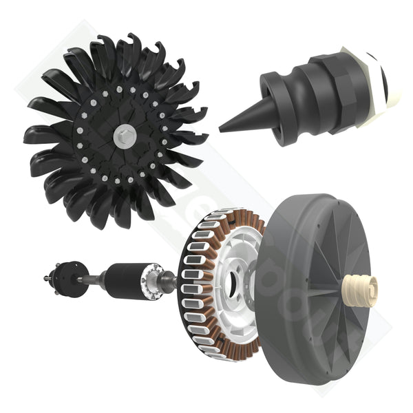Basic DIY Turbine Kit