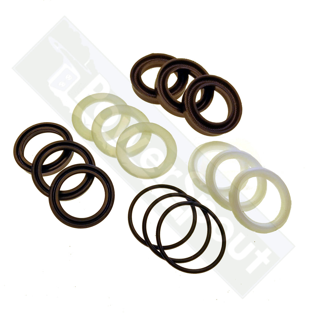 React Pump Wet Side Seals