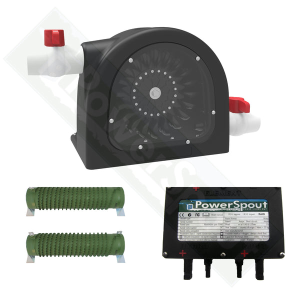 PLT & PowerClamp Bundle
