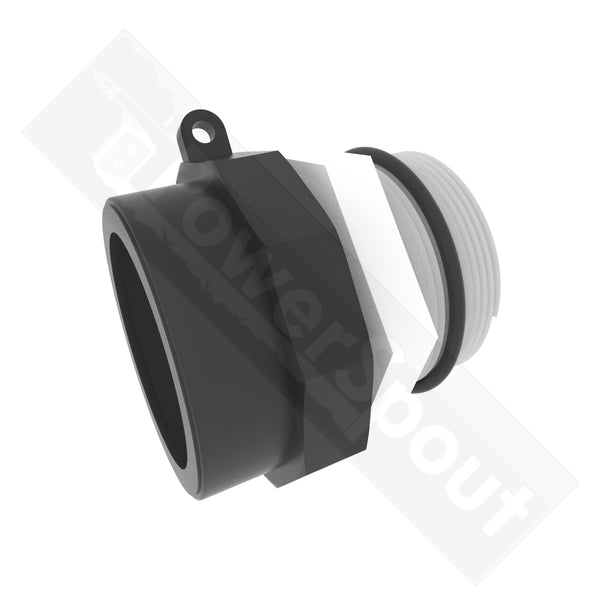 Retaining Cap & Jet Sleeve (type 4)