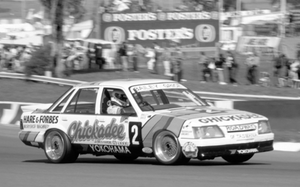 allan grice chickadee 1986 bathurst holden commodore vk 22 winner t shirt
