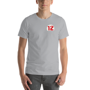 Mercedes Silver Arrow Stirling moss inspired t shirt
