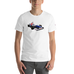 damon hill fw17 williams t shirt