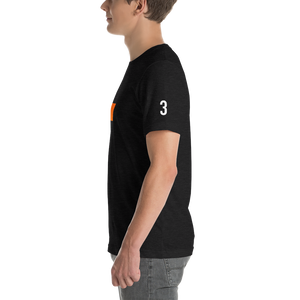 3: BRM Hill Formula One Short-Sleeve Unisex T-Shirt
