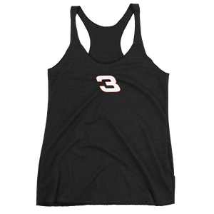 3 earnhardt nascar womens racerback tank top for sale