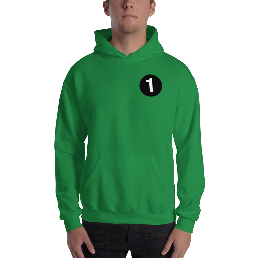 1 Nero Hoodie Formulat Alfa Romeo Sweatshirt Clothing Inspired By The Legends Of Formula Grand Prix And Le Mans Racing Italy