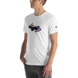 5: Damon Hill FW17 Williams Unisex T-Shirt