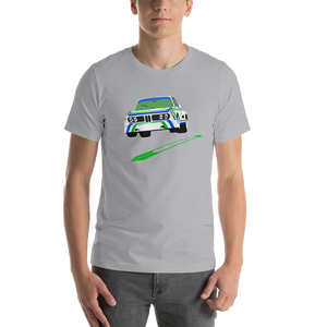 alpina BMW e9 csl designed t shirt etcc