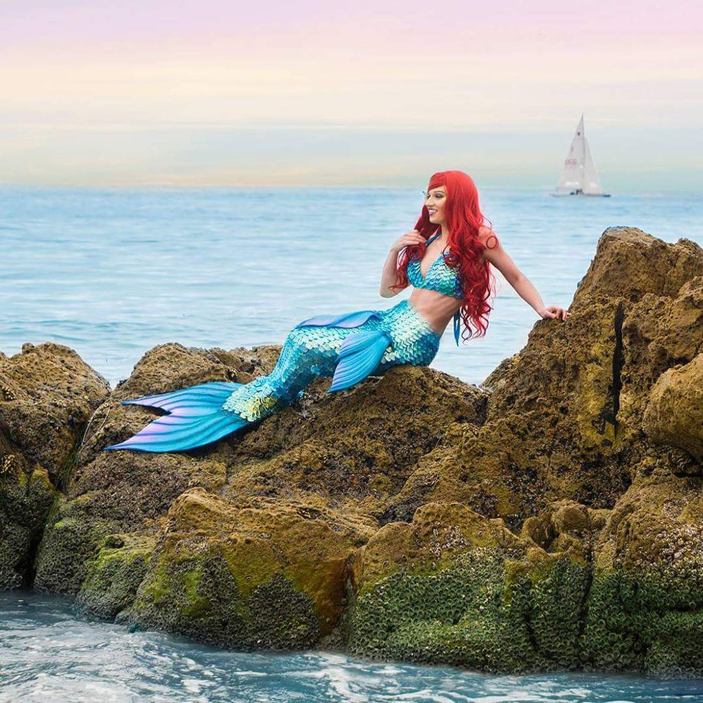 Mermaid Spotlight: Los Angeles Mermaid