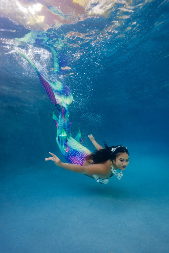 Mermaid Spotlight: Mikine Mermaid