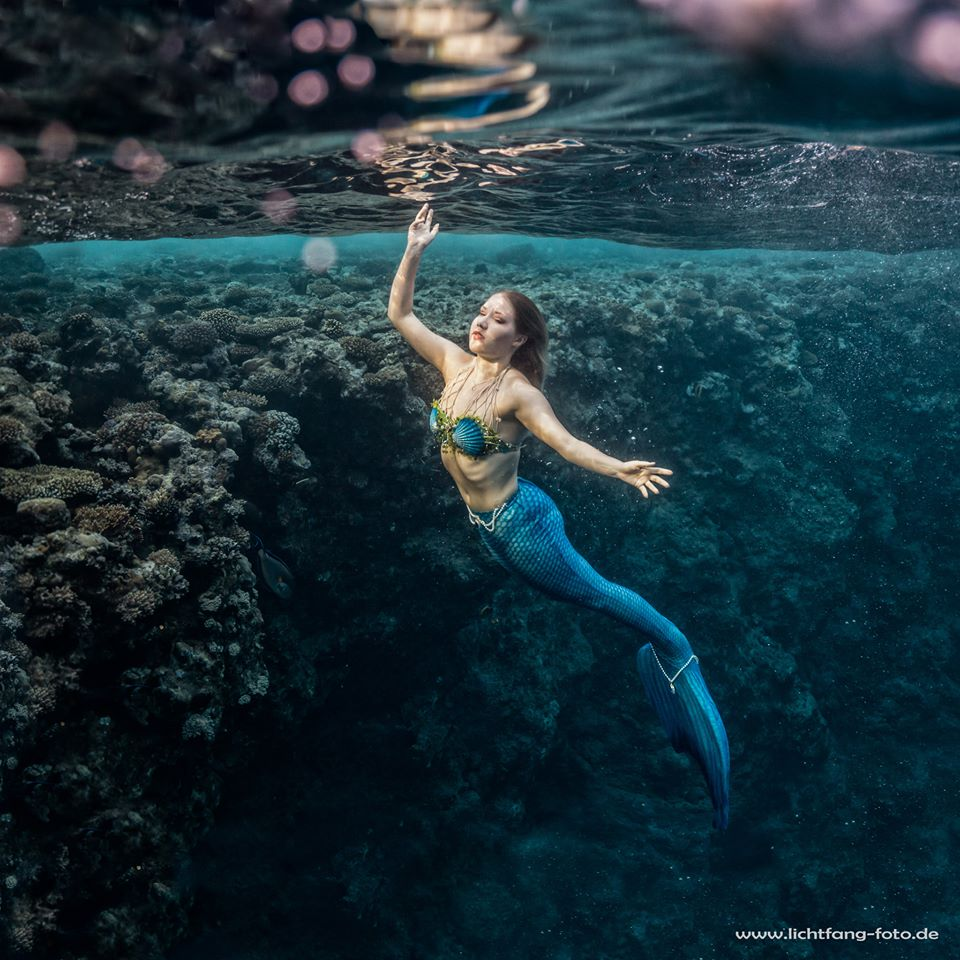 Mermaid Spotlight: Mermaid Athiraa