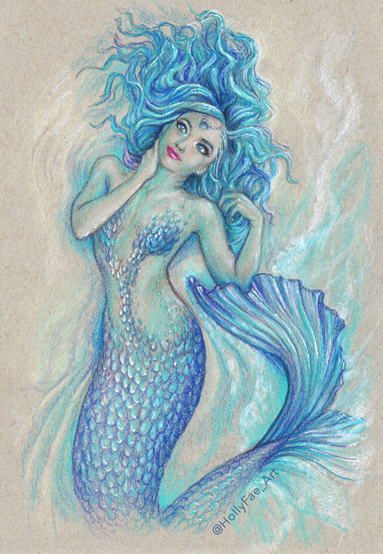 Mermaid Spotlight: HOLLY FAE