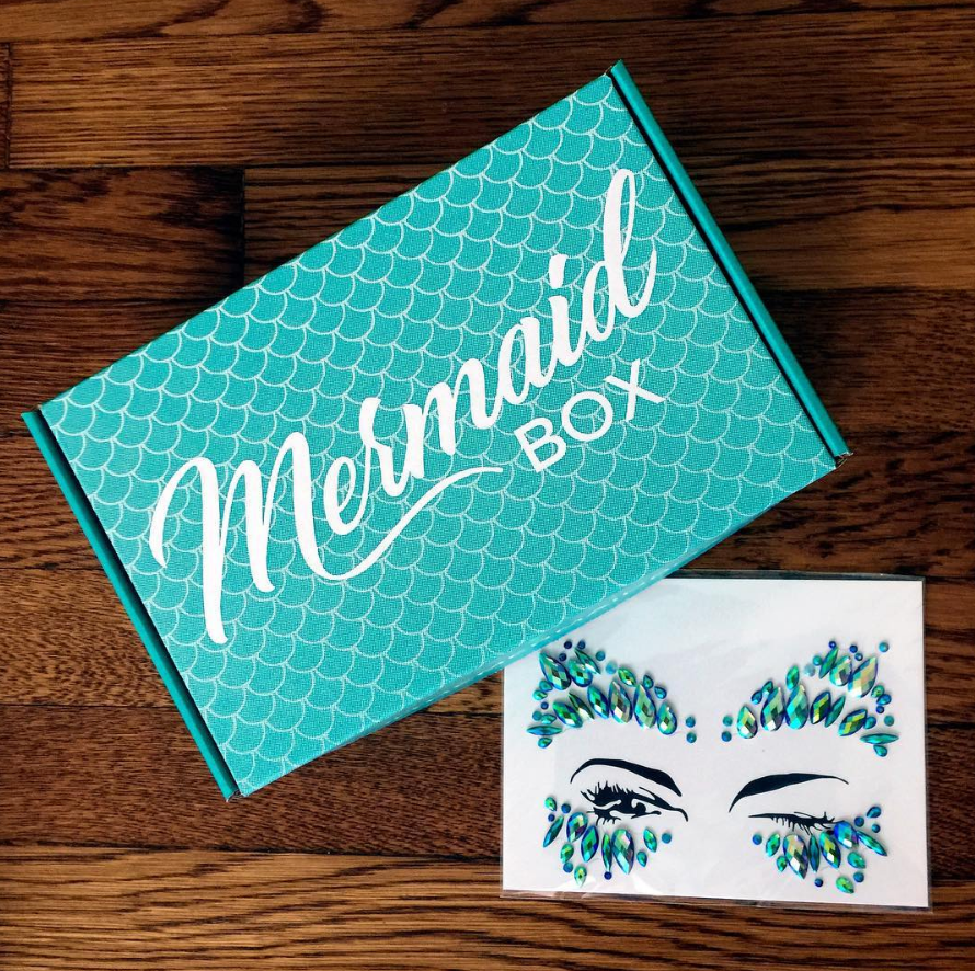 Mermaidful Box Collaboration