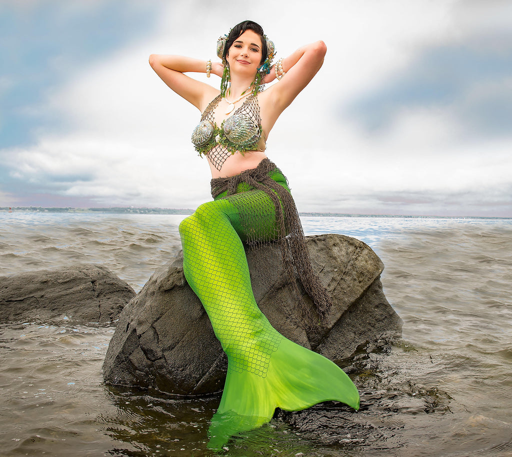 Mermaid Spotlight: Mermaid Margo