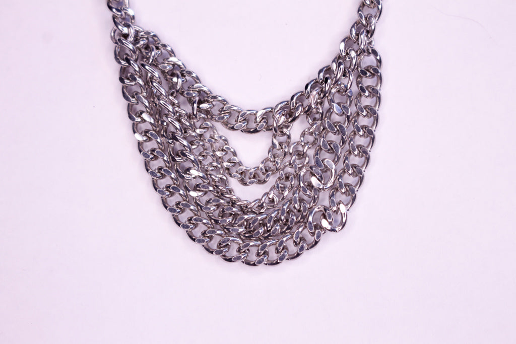 "Silver ""Billie"" Chain"