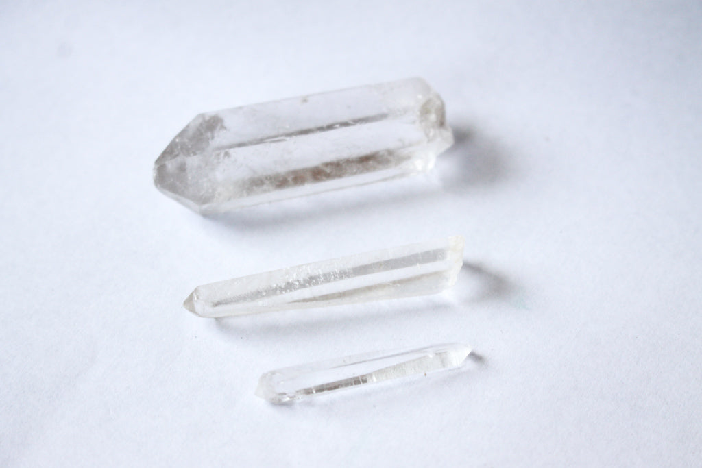 Clear Quartz - Single Crystal Point