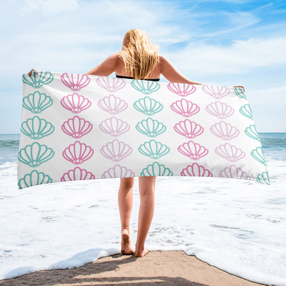 MM Beach Towel