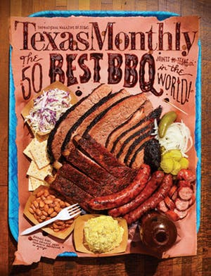 Cover of Texas Monthly June 2013