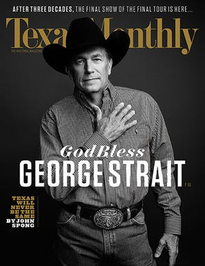 Cover of Texas Monthly June 2014