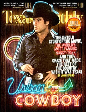Cover of Texas Monthly June 2015