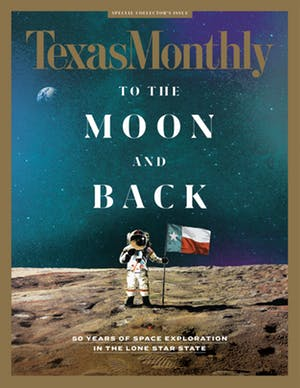 Cover of Texas Monthly July 2019