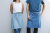 Light Denim Apron