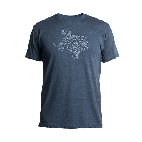 Texas Waterways Tee