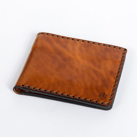 6-Pocket Leather Wallet
