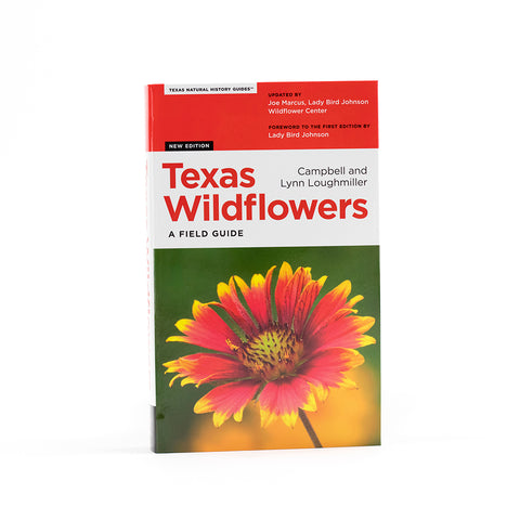 Texas Wildflowers Field Guide