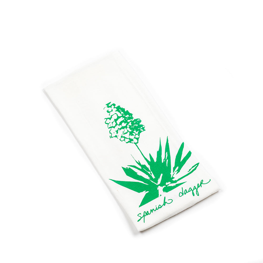 Spanish Dagger Tea Towel