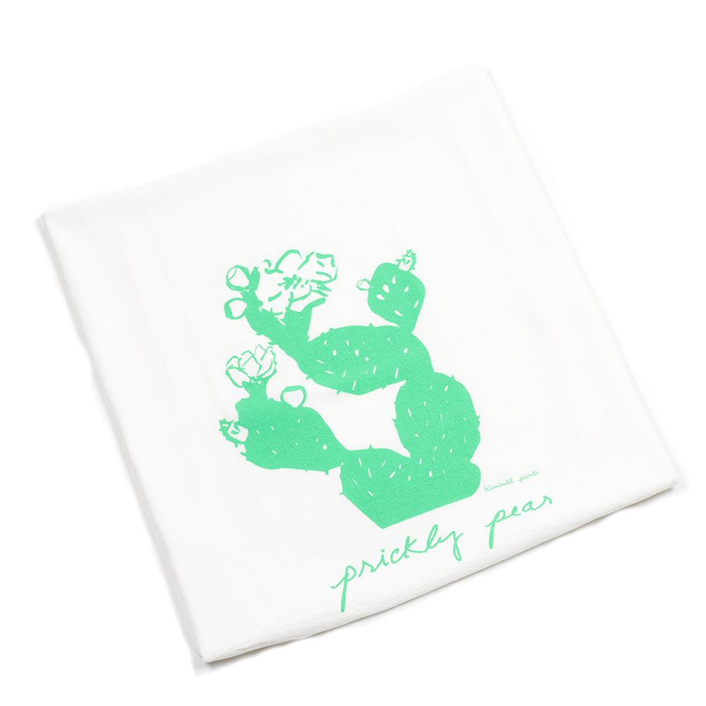 Prickly Pear Tea Towel