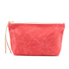 Poppy Canvas Pouch