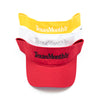 Texas Monthly Visor - White