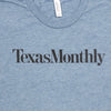 Texas Monthly Tee – Slate Blue