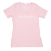 Texas Monthly V-Neck – Pink
