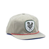 Dawn Patrol Snapback - Tan