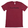 Texas Monthly Tee – Maroon