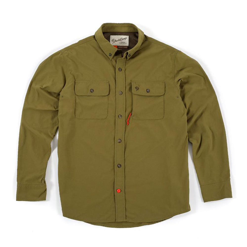 Lightweight Shirt - Mallard Green