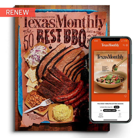 BBQ Club Subscription Renewal