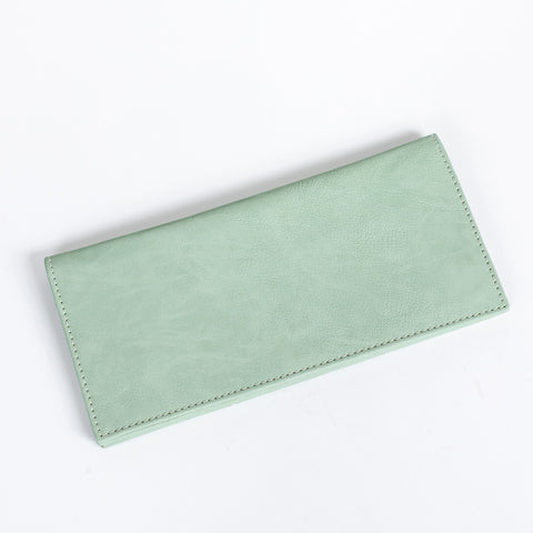 Travel Wallet – Pistachio