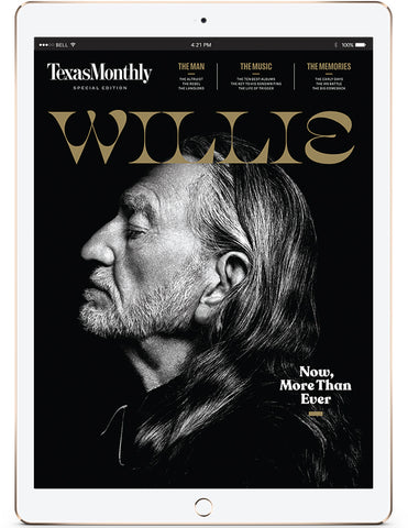 Willie Nelson: Special Issue 2020 (eMag Version)