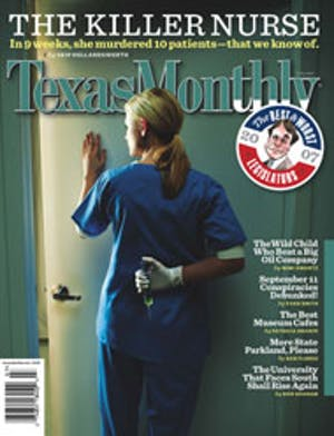 Cover of Texas Monthly July 2007
