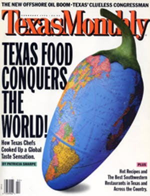 Cover of Texas Monthly February 1996