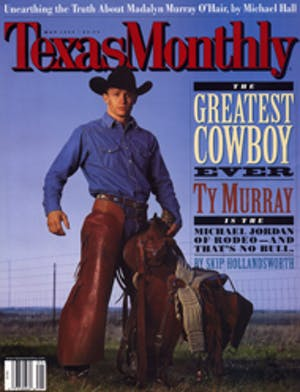 Cover of Texas Monthly May 1999