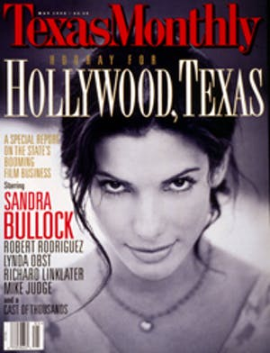 Cover of Texas Monthly May 1998