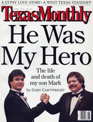 Cover of Texas Monthly June 1997